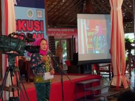Hari Ibu, Winarti Jadi Pembicara Diskusi Kebangsaan di Yogyakarta