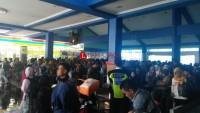 Hari Ini, 18.195 Kendaraan dan 78.499 Pemudik Menyebrang ke Jawa