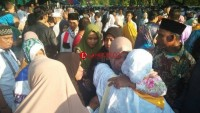 Hari Ini Jamaah Haji Bandar Lampung Masuk Asrama