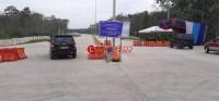 Hari Ini Pintu Tol Simpangpematang Terakhir Dibuka Untuk Umum