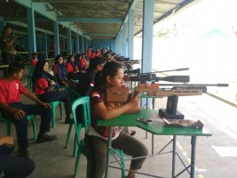 Hari Kedua Kejurnas Kobel SC Lampung Cup, Para Atlit Terus Bersaing