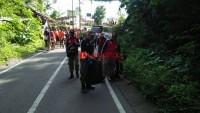 Hari Peduli Sampah, TNBBS Gelar Bersih-bersih di Sepanjang Jalan Liwa-Krui
