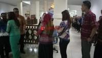 Hari Pertama Masuk Kerja, Tak Satupun Anggota DPRD Bandar Lampung Yang Hadiri Halal Bihalal