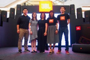 Harman Luncurkan Speaker JBL PartyBox dan JR Pop