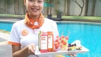 Harris Hotel Sajikan Beragam Buah Peringati Hari Kesehatan Nasional