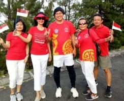 Hash Lampung Tularkan Semangat Hidup Sehat