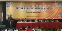 Hasil DPTb Pemilu 2019, Jumlah Pemilih di Lampung Berkurang