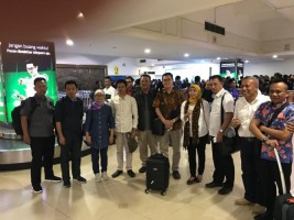 Hasil Rekapitulasi Lampung Dikirim ke KPU Pusat