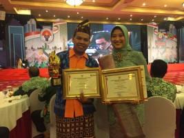 Havez Annamir Dapat Penghargaan Pemuda Pelopor Pendidikan dari Menpora RI