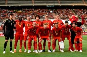 Hazard Klaim Belgia Setara Inggris