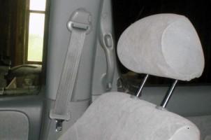 Headrest Mobil Sebagai Pelindung Kepala