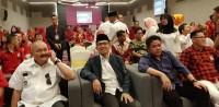 Herman Deru Dan Alex Noerdin Kompak Sokong Jokowi, Relawan Sumringah