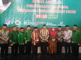 Herman HN Harap Pergunu Lampung Cetak Kader Berakhlak Mulia