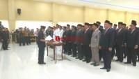 Herman HN Lantik Sejumlah Pejabat Tinggi Pratama dan Administrator