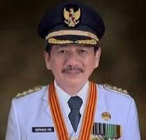 Herman HN Rayakan Idulfitri Bersama Masyarakat untuk Jalin Silaturahmi