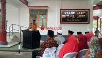 Herman HN Resmikan Masjid Jami Miftahul Jannah di Jagabaya
