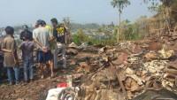 Herman HN Sambangi dan Data Warga Korban Kebakaran