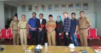 Herman HN Terima Audiensi Redaksi Lampung Post