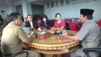 Herman HN Terima Kunjungan Wakil Konjen RRT