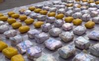 Heroin Rp691 Miliar Disembunyikan di Balik Handuk