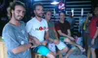 Hidupkan Lokasi Wisata Pantai Labuhan Jukung, Kedai Mad Sediakan Aneka Menu Makanan dan Minuman