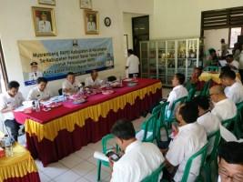 Himpun Prioritas Rencana Pembangunan, Pemkab Pesisir Barat Gelar Musrenbang Tingkat Kecamatan