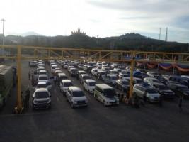 Hingga Minggu pagi, ASDP Seberangkan 310.801 Orang Penumpang ke Merak