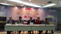 Hino Buka 12 Posko Siaga, Termasuk di Lampung