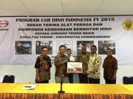 Hino Indonesia Gelar Kegiatan CSR di Papua