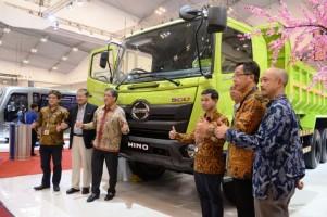 Hino Pajang8 Unit Kendaraan Unggulan di GIIAS 2018