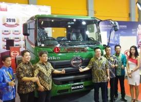 Hino Ramaikan IIMS Makassar 2018