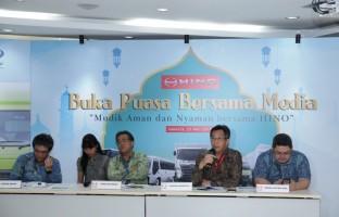 Hino Siapkan Posko Mudik dan Bengkel Siaga di Sumatera dan Jawa