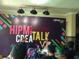 HipmiCreatalk Cetak Pelaku Ekonomi Kreatif