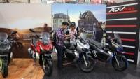 Honda ADV150 Sematkan Fitur Canggih