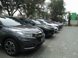 Honda Ajak Awak Media Jajal HR-V Special Edition