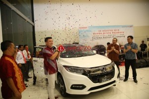 Honda Arista Rajabasa Launching HRV Special Edition