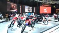 Honda Boyong 37 Motor di IMOS 2018