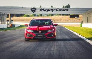 Honda Civic Type R Pecahkan Rekor Kecepatan Baru di Sirkuit Magny-Cours