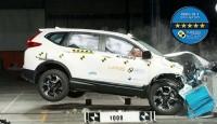 Honda CR-V Raih Dua Penghargaan Keselamatan dari ASEAN NCAP