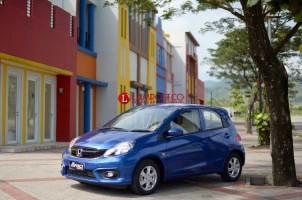 Honda Jual 76.694 Mobil Selama Semester I Tahun 2018