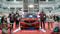 Honda Lampung Raya Gelar Lomba Review All New Honda Brio