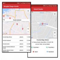 Honda Luncurkan Aplikasi Untuk Pemudik