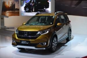 Honda Luncurkan New BR-V di IIMS 2019