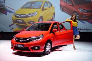 Honda Umumkan Rencana Ekspor All New Brio