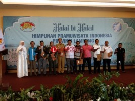 HPI Lampung Jaga Soliditas Hadapi Even Pariwisata Lampung