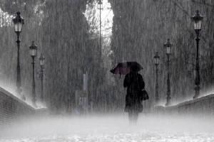 Hujan Lebat dan Angin Kencang Landa Sebagian Besar Wilayah Lampung