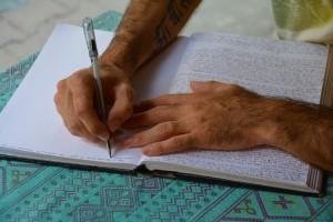 Hukuman Penulis Novel