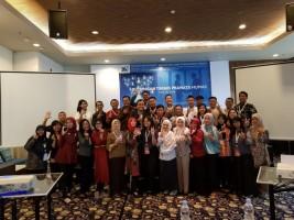 Humas Unila Ikuti Bimtek Pranata Humas di Jakarta