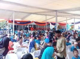 HUT Ke-53, Bank Lampung Tingkatkan Layanan Berbasis Teknologi