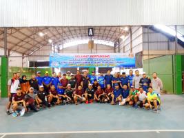 HUT ke-38, PT Bukit Asam Gelar Turnamen Tenis